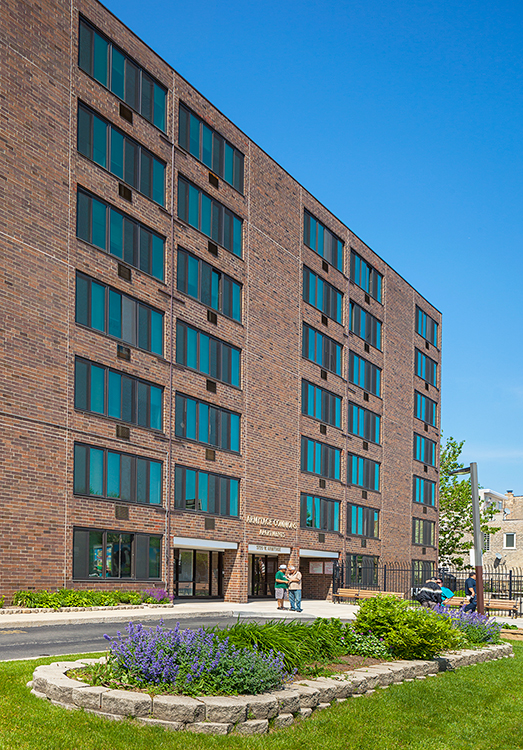 Armitage Commons Apartments